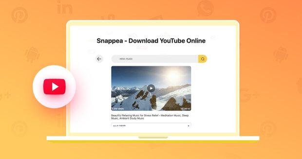 Aunque tenemos todos ese contenido en línea a la mano, descargar esos videos de YouTube no es tan sencillo como parece. Una de las maneras más fáciles, y sin instalar ninguna aplicación, es con Snappea.