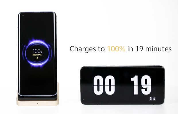 Xiaomi Mi Wireless Charging 80W: nueva carga inalámbrica más rápida que la de cable