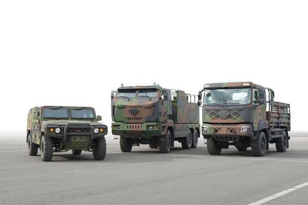 Kia Motors acelera el desarrollo de vehículos militares de próxima generación