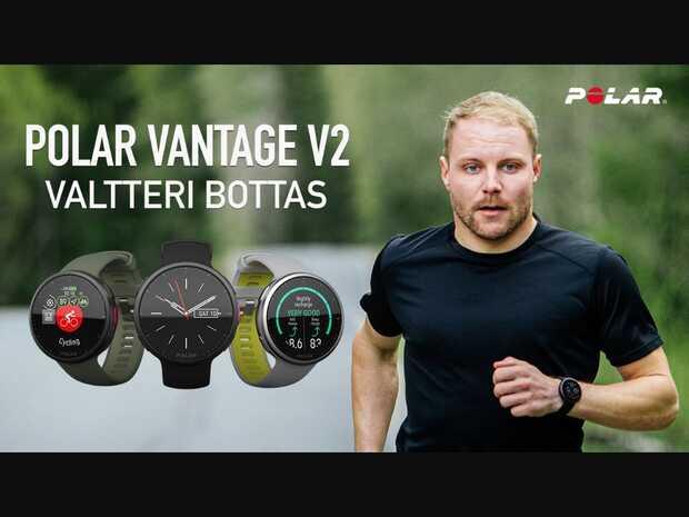 Polar Vantage V2: el único reloj deportivo con pruebas guiadas multideporte