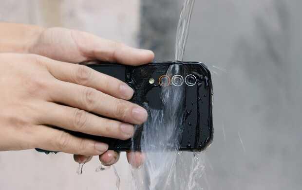 Primer teléfono 5G resistente de Blackview llega a Indiegogo