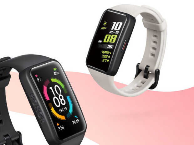 Honor Band 6: económica pulsera inteligente con gran pantalla AMOLED y soporte NFC