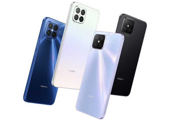 Huawei Nova 8 SE: con chipset Dimensity 800U o 720 y carga rápida de 66W