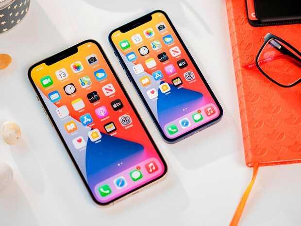 Apple soluciona molesto problema de la pantalla táctil del iPhone 12 mini