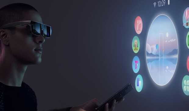 Anteojos inteligentes OPPO renovados para interactuar con tu celular a lo futurista