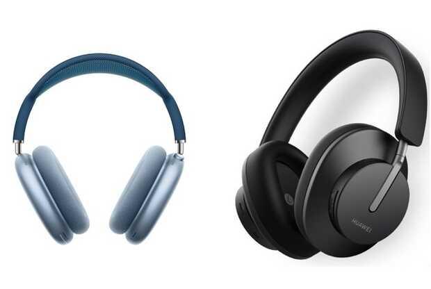 AirPods Max vs. Huawei FreeBuds Studio: más allá del precio de los audífonos