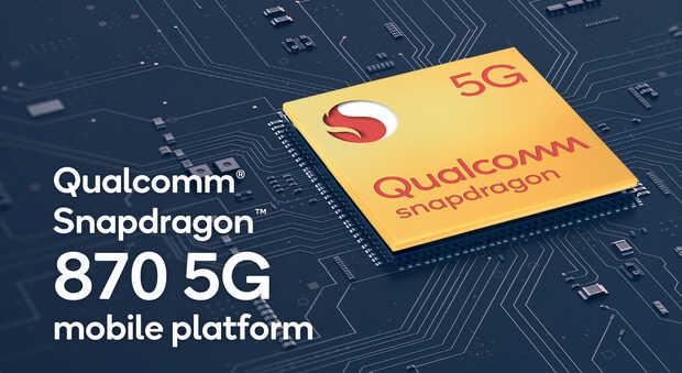 Snapdragon 870: el procesador que llevarán los móviles más potentes que no sean buques insignia