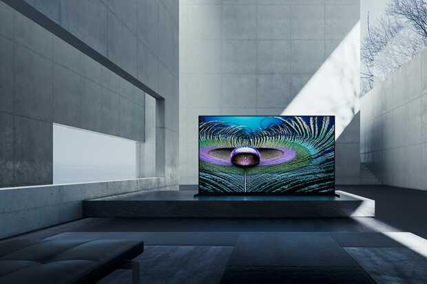 """Sony anuncia nueva gama de televisores Bravia XR con procesador """"cognitivo"""" y Google TV"""