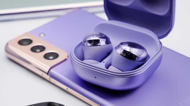 Samsung Galaxy Buds Pro: nuevos auriculares con cancelación activa de ruido ''inteligente''