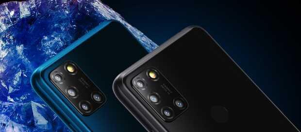 Alcatel 5X y 1V Plus: nuevos celulares de entrada con mega baterías