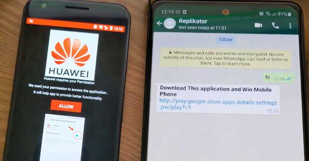 ¡Cuidado! nuevo malware Android se propaga a través de WhatsApp