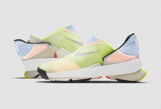 """Nike Go FlyEase: un zapato """"manos libres"""""""