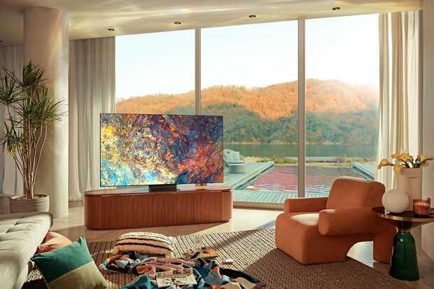 Samsung revela precios de la serie de TV 4K QLED