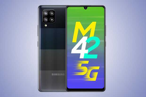 Samsung Galaxy M42 5G trae Snapdragon 750G y gran batería