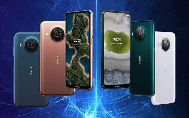 Nokia X20 y X10 dos nuevos móviles 5G a precio reducido y Snapdragon 480
