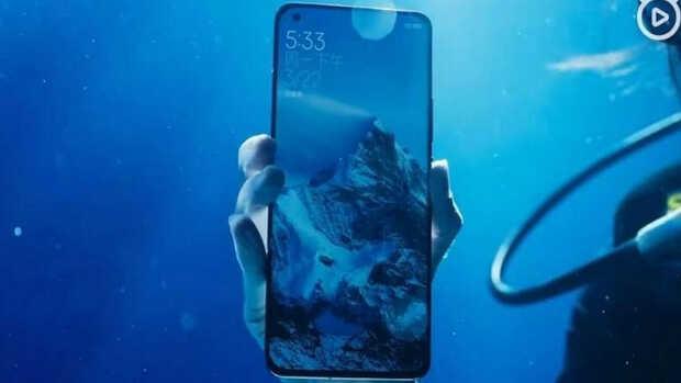 Xiaomi Mi 11 Ultra: mira el descabellado video del unboxing bajo el agua