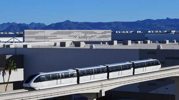 Monorriel de Las Vegas reabrirá el 27 de mayo de 2021