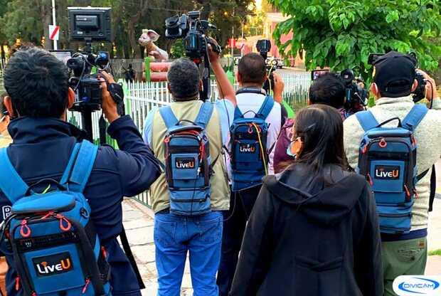 El domingo 06 de junio Perú elegirá Presidente y LiveU prepara amplio operativo junto a Divicam. Este domingo 30 de mayo se celebró el segundo debate presidencial oficial organizado por el Jurado Nacional de Elecciones (JNE) que se dio a cabo en el aula magna Simón Bolívar de la Universidad Nacional San Agustín, a solo una semana de la segunda vuelta electoral.