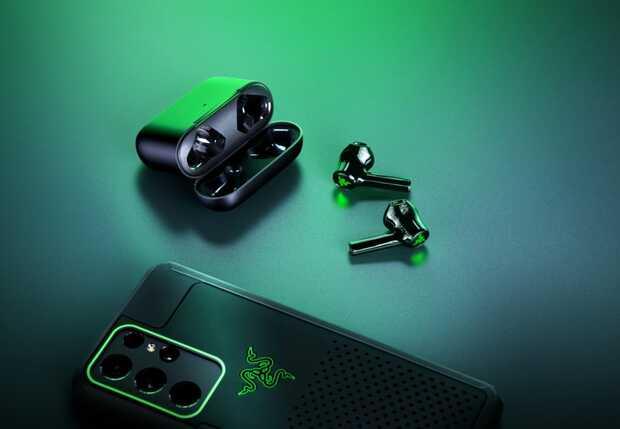 Legendarios auriculares inalámbricos Razer para amplificar la emoción de tus juegos