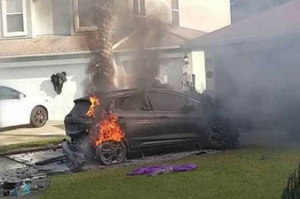 Dos Chevrolet Bolt se incendian: autoridades recomiendan estacionar estos vehículos eléctricos al aire libre