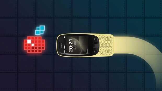 Nokia 6310 vuelve modernizado 20 años después pero sin olvidar su famosa serpiente