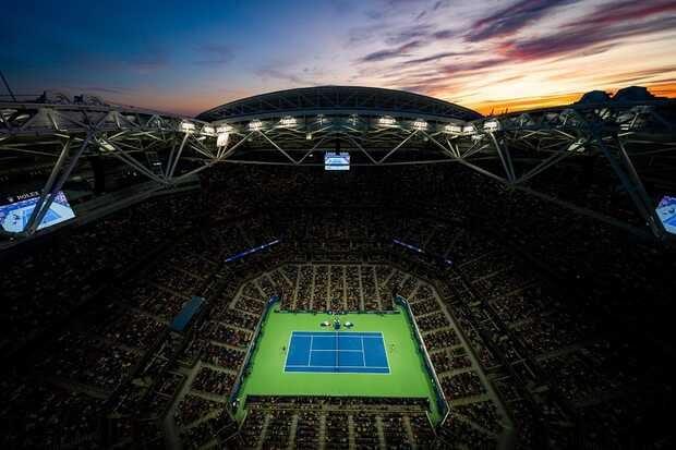 Fans del US Open estrenan app basada en inteligencia artificial y nube híbrida
