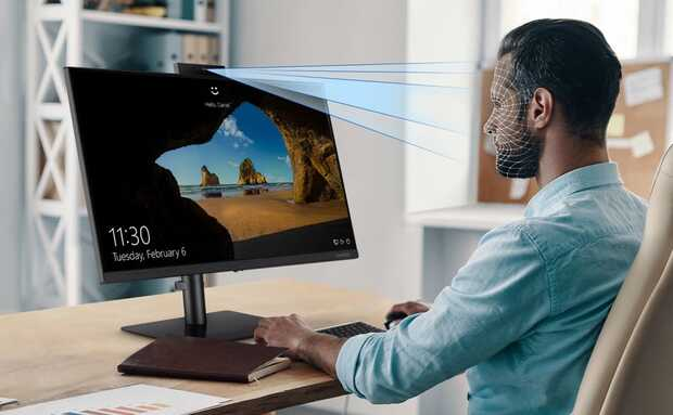 Samsung lanza monitor con cámara web emergente para estudiantes y trabajadores remotos