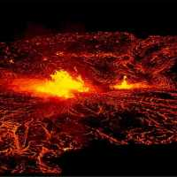 ¿Qué tan rápido viaja la lava?