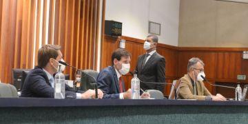 Sessão da Assembleia Legislativa de Goiás (foto Hellen Reis)