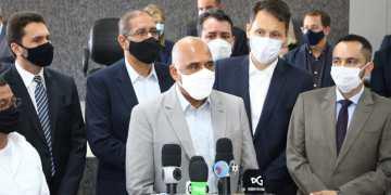 Prefeito anunciou que deseja adquirir vacinas contra a covid-19. Foto: divulgação.