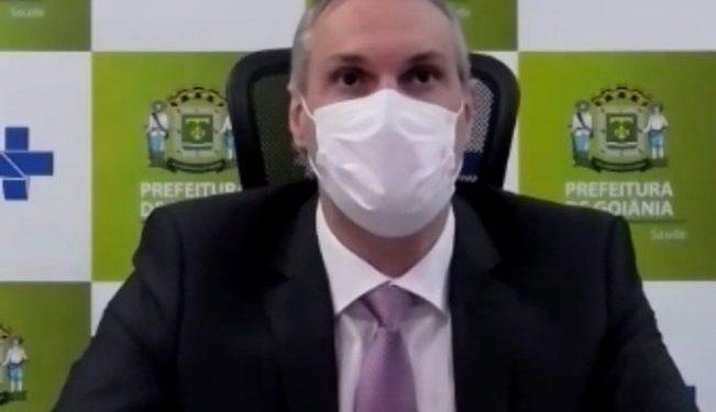 Secretário de Saúde de Goiânia, Durval Pedroso