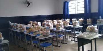 A partir de segunda-feira (22) começa distribuição dos kits. Foto: divulgação.
