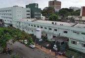 Hospital do Câncer de Goiás, unidade de tratamento para o SUS em Goiãnia (foto divulgação ACCG)