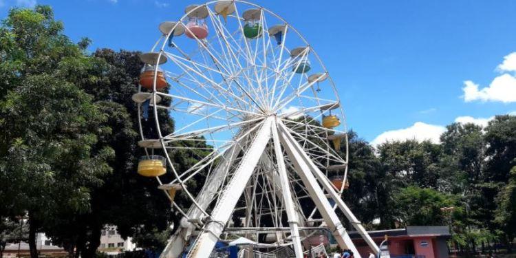 Roda Gigante - Parque Mutirama