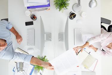 La location de bureau dans nos centres d'affaires vous permet de rester flexible à tout moment.
