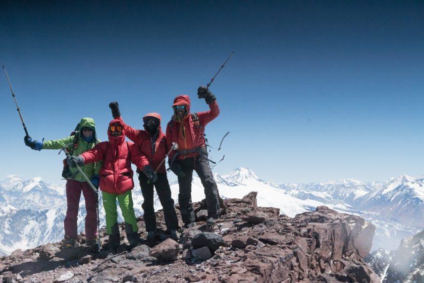 Treinamento e preparação para montanhas de altitude - AltaMontanha