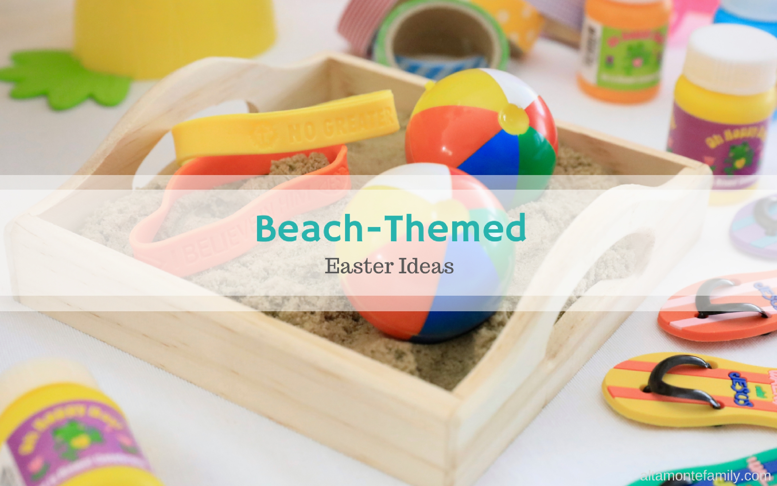 Beach Themed Easter Ideas For Sunday School