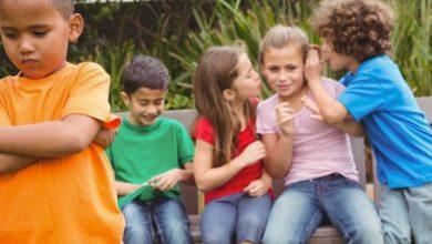 تحذير من التنمُّر بين الاطفال