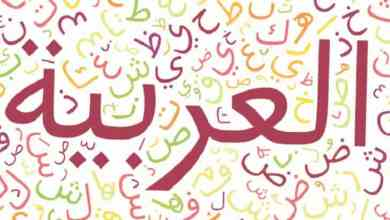 Photo of اللغة العربية تحفظ هوية المسلمين