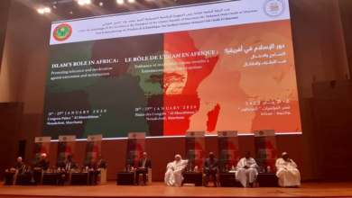 Photo of علماء إفريقيا ضد التطرف والاقتتال