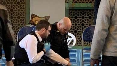 حادث مسجد لندن