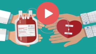 صورة خبيرة دوائية: «كيس الدم» ثروة قومية