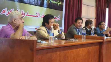 Photo of أستاذ الفلسفة: العنف أداة الفكر المتطرف