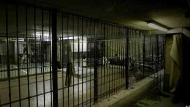 السجناء الإرهابيين
