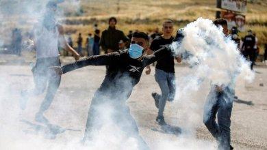 المدن الفلسطينية المحتلة