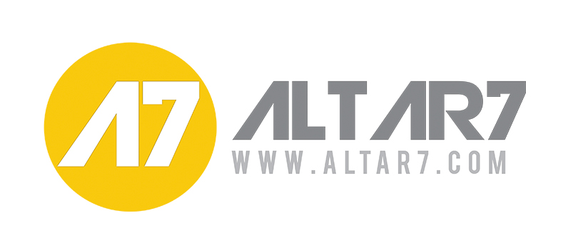 Altar7 Logotipo