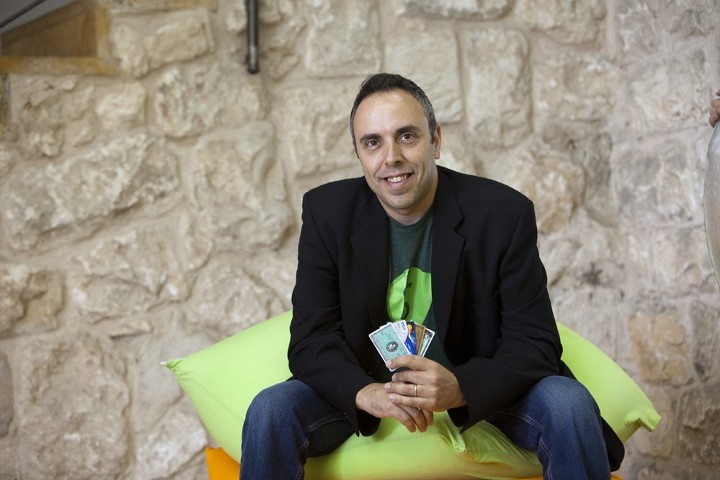 Entrepreneur Yaron Samid