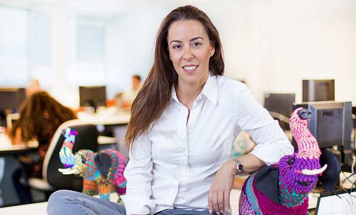 Interviews with Entrepreneurs –Illit Geller