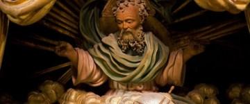 Să nu ni-L imaginăm pe Dumnezeu ca pe un bunic cu barbă care conduce lumea din înaltul cerului