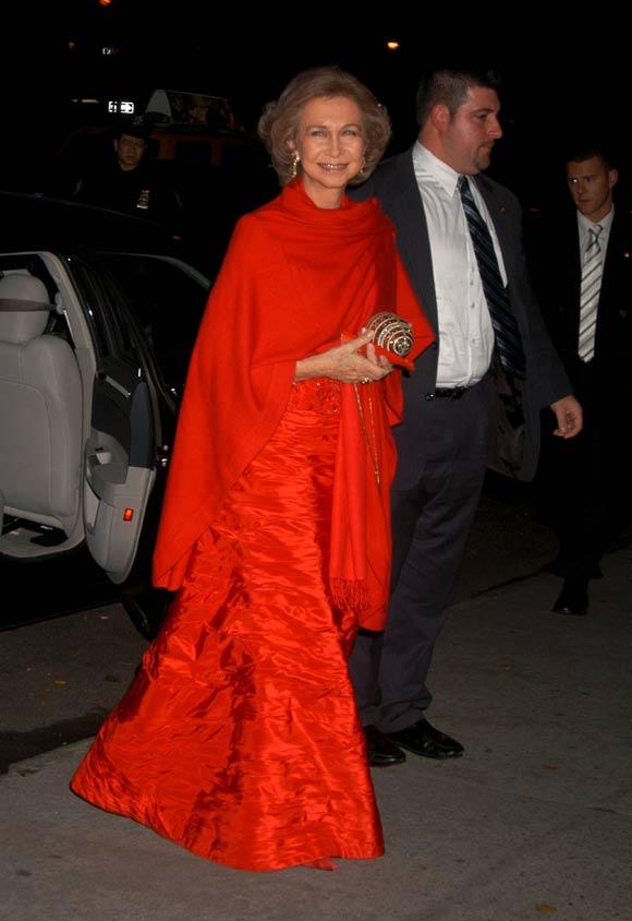 Reina Sofia deEspaña